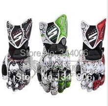 Free shipping  The FIVE RFX1 Tribal GlovesGP top the printed racing gloves / highway site competition gloves motorcycle gloves