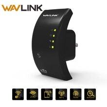 Wavlink N300 оригинальный Wi-Fi ретранслятор 300 Мбит Мини Беспроводной N маршрутизатор Wi-Fi ретранслятор Long Range Extender Booster Великобритания ЕС США разъем АС