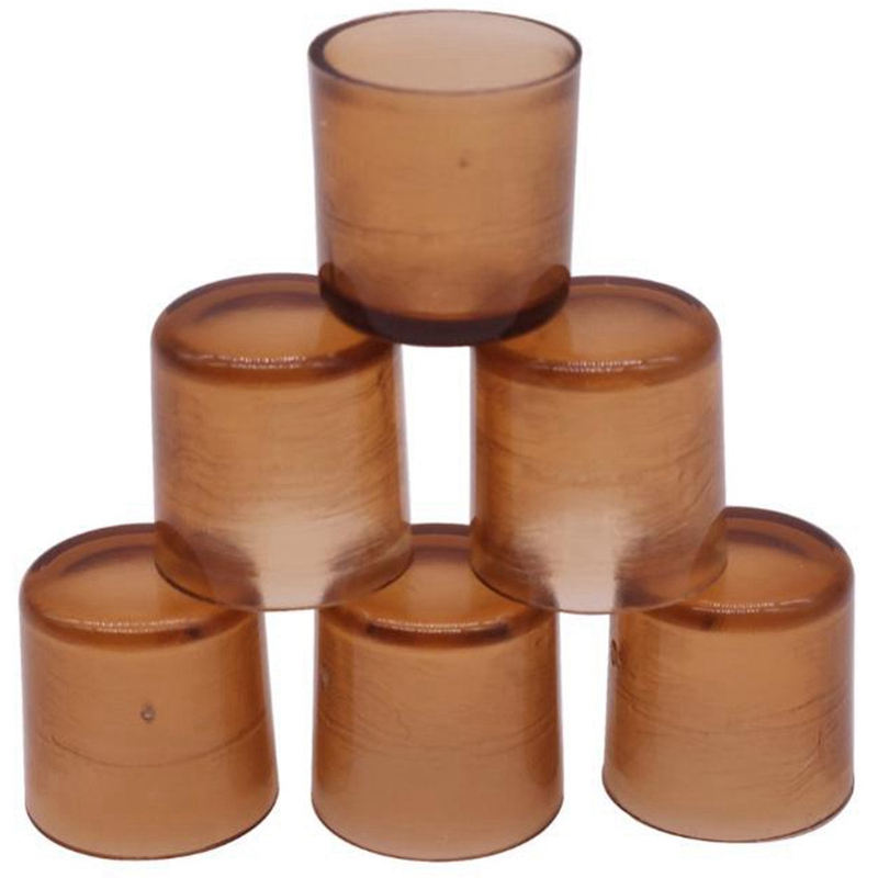 1000 Pcs Beekeeping Queen Cell Brown Bee Feeding Tools Applicable To Beekeepers Bee Queen Breeding Base Appliance Bee Cages