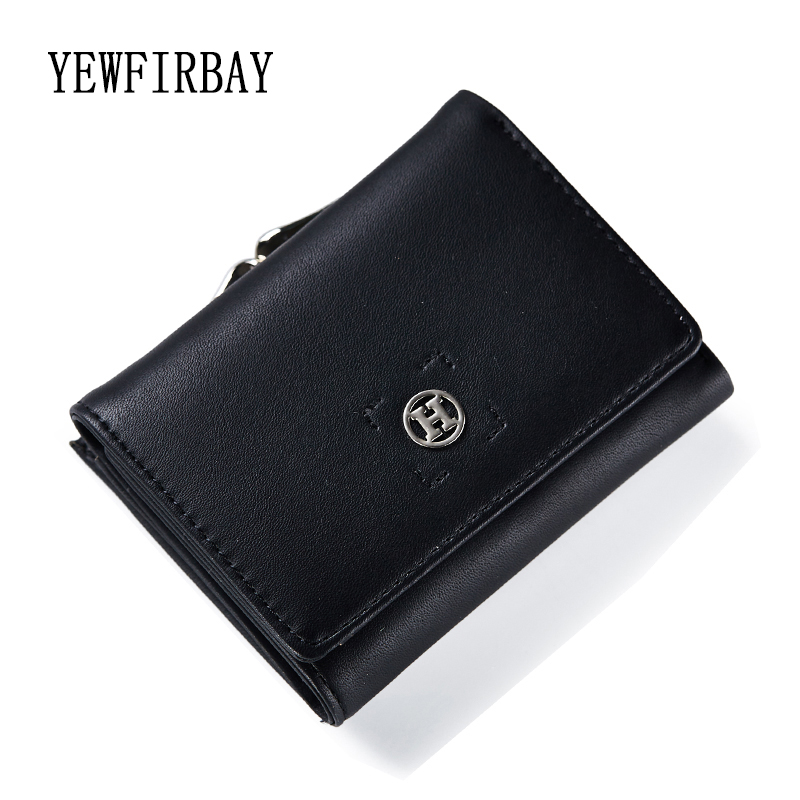 YEWFIRBAY brand wallet women wallets new fashion female cards holders vintage coin purses short wallet hasp lady wallets 2017 new ladies purses in europe and america long wallet female cards holders cartoon cat pu wallet coin purses girl