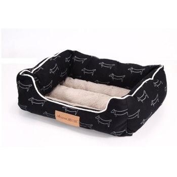 S/M/L camas de perro para perros grandes cama para cachorro de perro estera de Material suave nido canastas de perro suministro de sofá cama para casa de gato