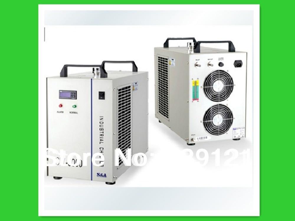داغ فروش صنعتی آب چیلر CNC / حکاکی لیزری برش CW5000