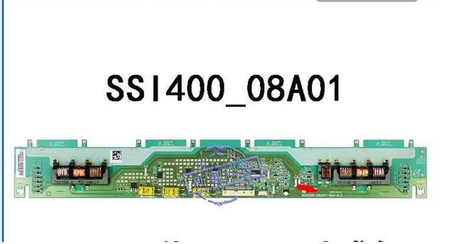 SSI400_08A01 SS1400-08A01 Rev0.2 0.3 عالية الجهد مجلس منطق ل tlm40v78pk الخلفية lta40 T-CON ربط المجلس