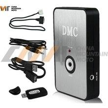 Цифровой музыкальный CD MP3 чейнджер плеер Чехол для Honda Goldwing GL1800 2001-2011 2010