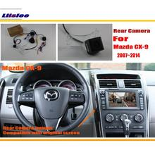 цена на Car Rear View Camera / Back Up Reverse Camera For 2013 2014 Mazda CX-9 CX9 CX 9 / RCA & Original Screen Compatible