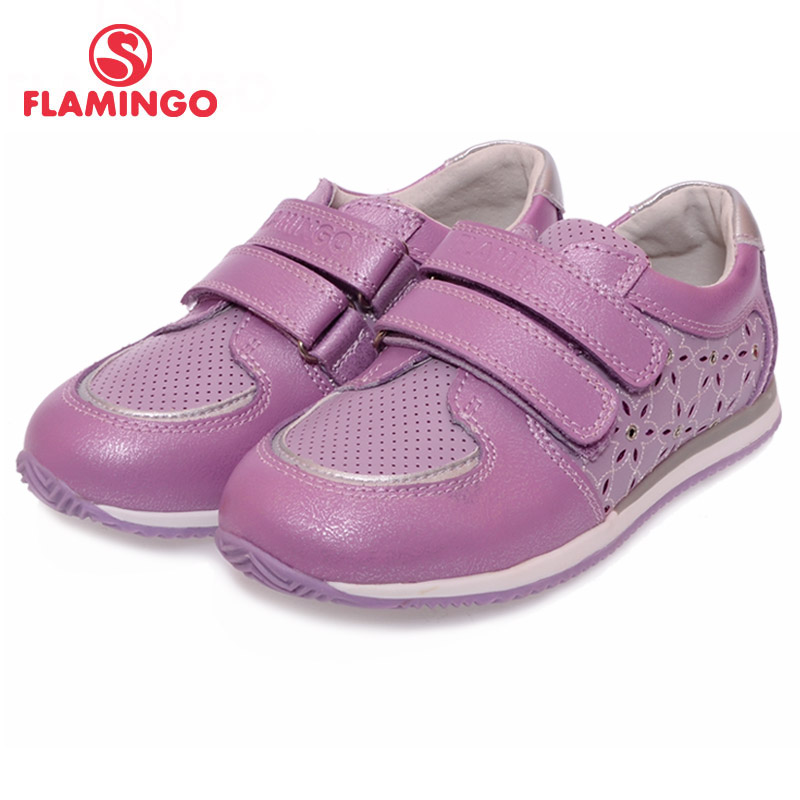 FLAMINGO 100% Russian Famous Brand 2016 New Arrival Spring & Autumn Kids Fashion High Quality shoes XP5833 high quality famous brand upscale 100