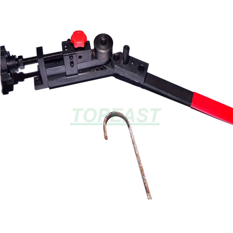 Mini Universal Bender Machine manual reinforced steel bar bending tools rebar bending machine construction tools sbg 30 universal bender manual bending machine tools