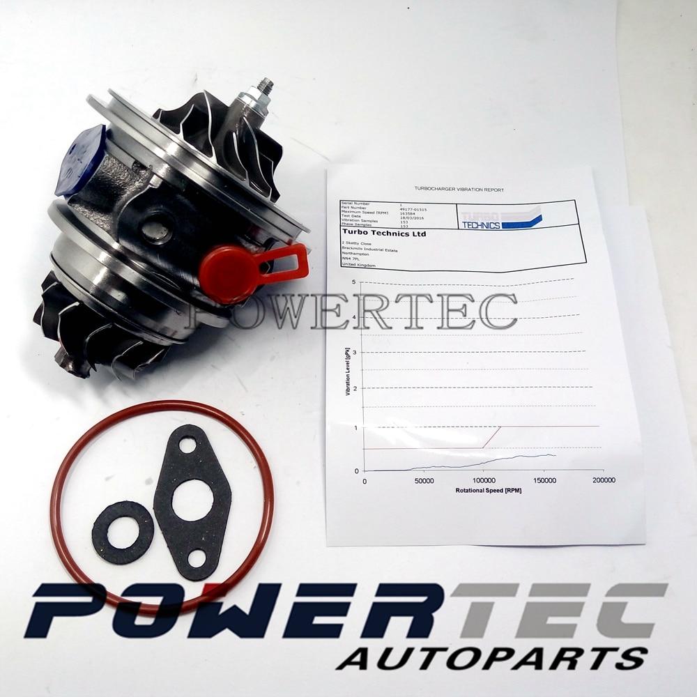 TD04 turbine cartridge CHRA 49177-01515 49177-01504 49177-01505 MR355221 turbocharger core for Mitsubishi L300 2.5 4D56 DE EC gardena 01505 27 000 00