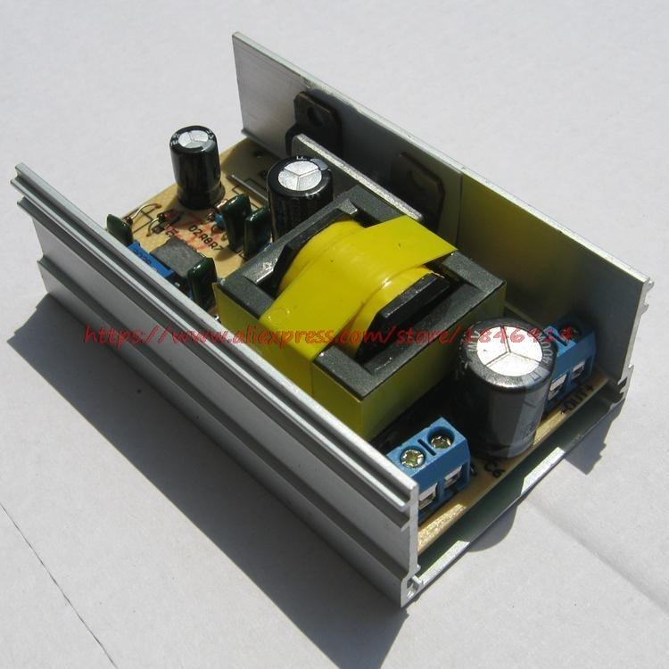 Free Shipping    High Power DC-DC DC Booster Module 12V Boost 450V Adjustable Output Voltage 200-450V