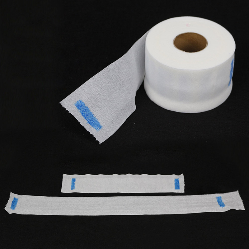 1 Roll Disposable Hairdressing Collar Accessory Necks Covering Neck Paper Roll Cutting Dressing Hair Dresser Supply