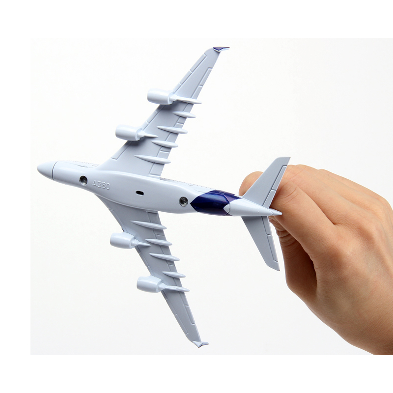 Global-Aircraft-passenger-1400-Plane-Model-Alloy-materials-Kids-Toys-for-children-Airbus-simulation-A380-A320-A330-B777-B757-1