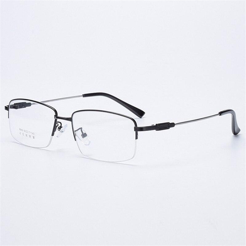 88ce9e52cb Zilead Retro de madera pequeño redondo marco doble lectura gafas Multifocal  claro lente gafas de presbicia