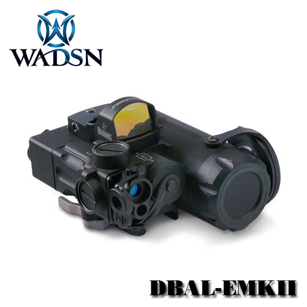 DBAL D2 Illuminator Multifunction Weapon Lights IR Laser Tactical Flashlight Made by WADSN WEX328