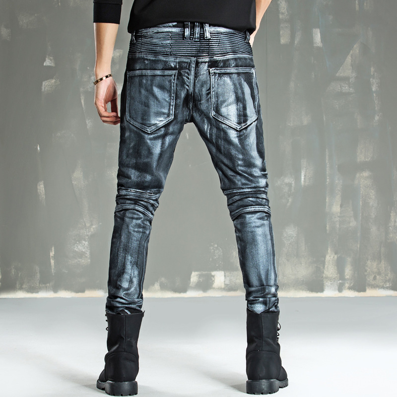 Online Get Cheap Silver Jeans Men -Aliexpress.com  Alibaba Group