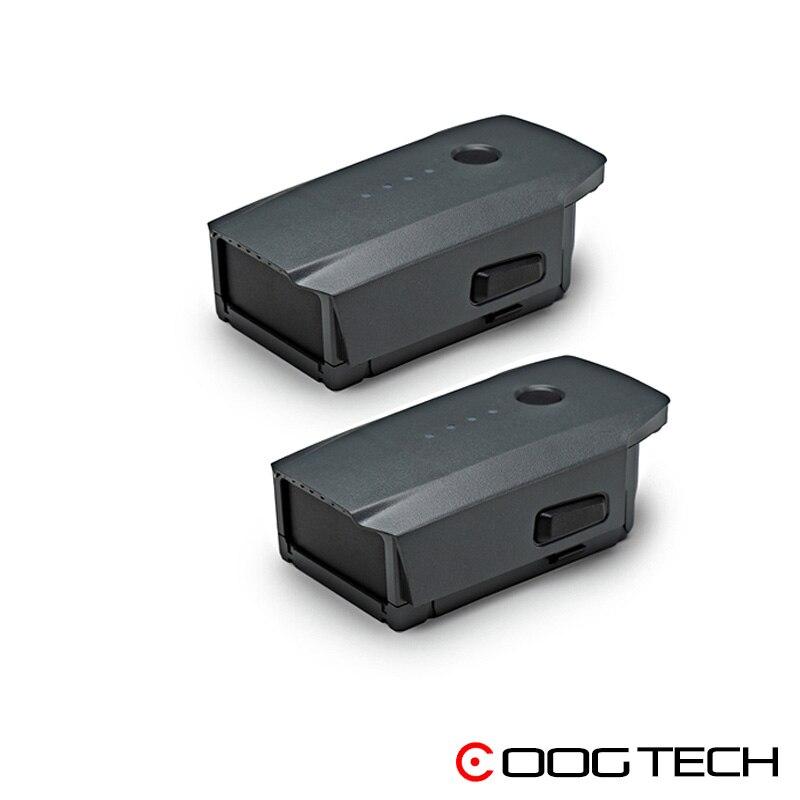 Drone Batterie pour DJI Mavic Pro drone batterie Quadcopter 4 K DH Drone 3830 mAh Smart Vol Batterie pour Mavic Pro DJI
