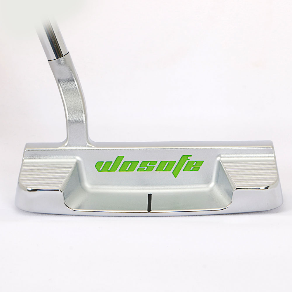Image 5 - 2019 NEW T2 sliver golf club putter men right hended steel shaft CNC golf putter free shipping-in Golf Clubs from Sports & Entertainment