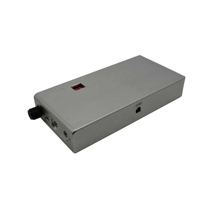 MG3 10200mA/h Высокое напряжение класса A транзистор трубка Портативный усилитель для наушников односторонний вход Сбалансированный выход T0486