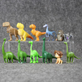 La Buena Figura PVC Dinosaur Arlo Lugar, Henry Butch Mini Juguete Modelo Fresco Brinquedos para Niños 12 unids/lote