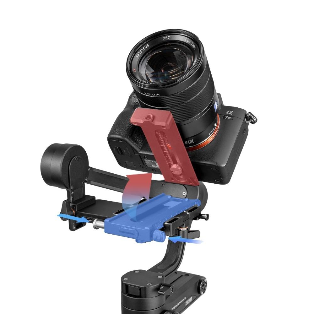 Zhiyun Weebill LABORATOIRE 3-Axe Sans Fil Image Image Transmission Caméra Stabilisateur pour appareil Photo Sans miroir OLED Affichage De Poche Cardan - 6