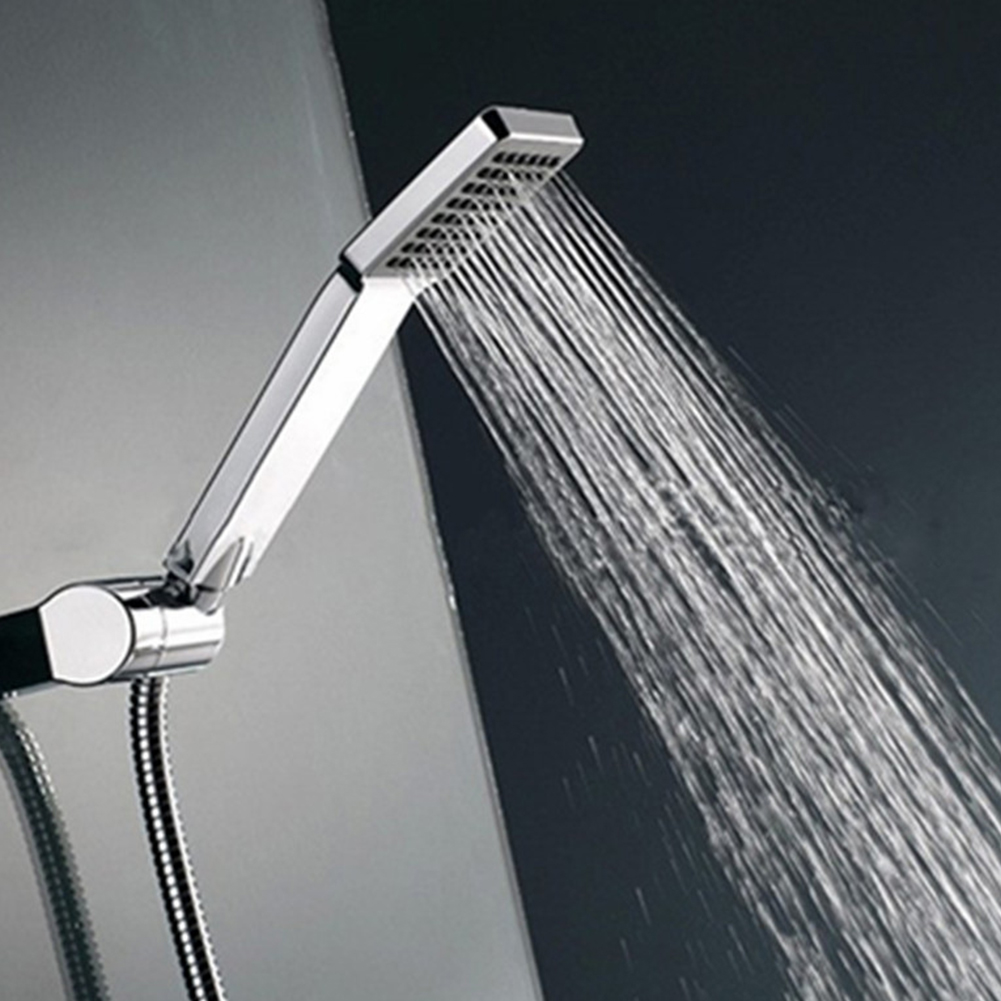 Curved Design Stylish ABS Shower Nozzle Head Handheld Shower Head ...