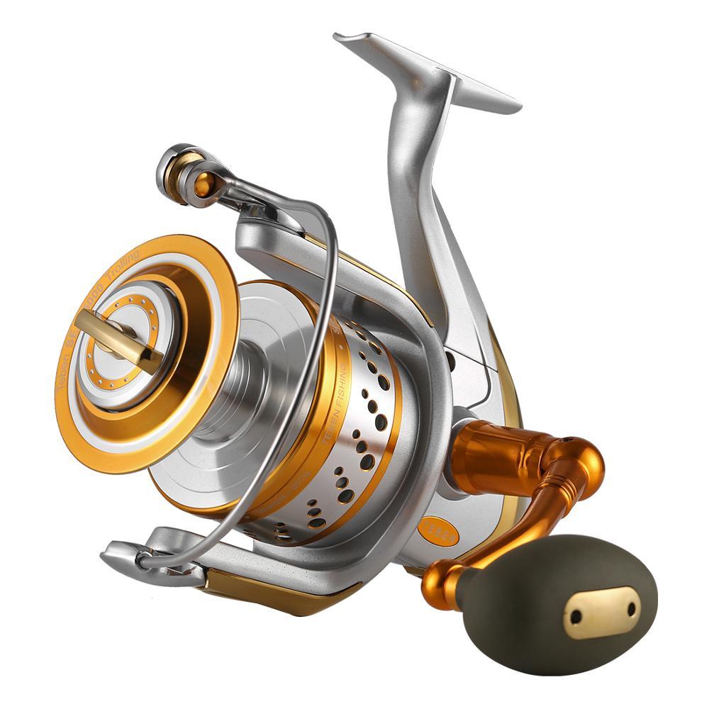 Teben Sea 15000 20000 Series Spinning Fishing Reel 14 1BB 4 5 1 Super Quality Big