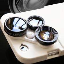 OTAO 4 in 1 Mobile Phone LenseseFor iPhone