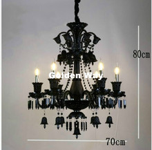 Compare Prices on Black Crystal Chandeliers- Online Shopping/Buy ...