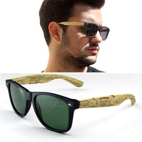 a11cd3b1968e5 Bamboo Sunglasses Men Wood sunglasses Oculos De Sol Masculino Wooden  Sunglasses Women Brand Designer Gafas De