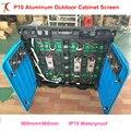 P10 outdoor 960*960mmhigh brightnessstage P10 2Scan led bildschirm SMD Hohe höhe led modul wasserdichte led display screen-in LED-Anzeige aus Elektronische Bauelemente und Systeme bei