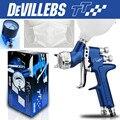 Devilbiss LVMP Высокое качество Англия TT авто пистолет/пистолет распылитель краски/используется для автомобиля/транспортного средства живописи/воздушные инструменты