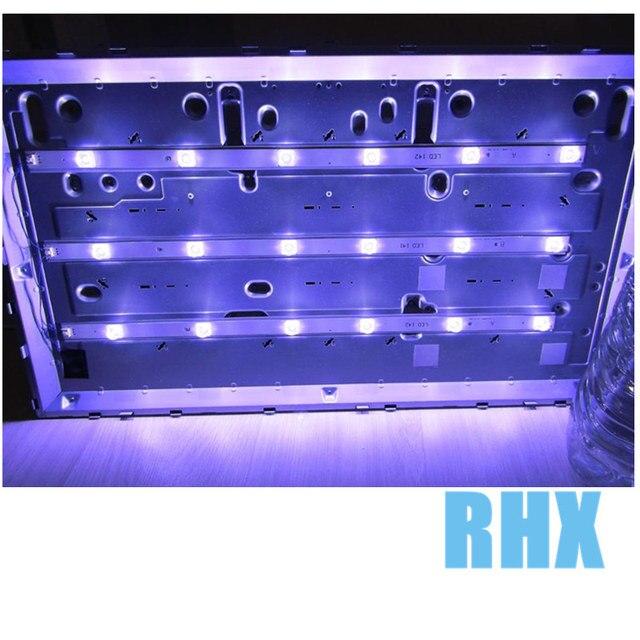 Nouveau 6 pièces * 6LED 590mm LED rétro éclairage barre de bande compatible pour LG 32LB561V UOT A B 32 pouces DRT 3.0 32 A B 6916l 2223A 6916l 2224A