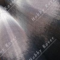 Interlayer 3K 200gsm Plain Real Carbon Fiber Cloth Carbon Fabric 40 100cm Width
