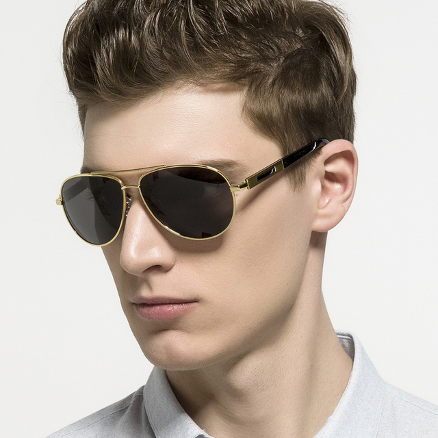 6cdf0401adb SPACE Design 2017 New Men Polarized Sunglasses bright color Sunglasses  driving Glasses With Original Case