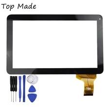 9 Pulgadas para IRBIS TS90 Tablet de Pantalla Táctil Touch Reemplazo Digitalizador del Sensor de Cristal