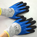 Nmsafety New Arrivel Waterproof & Oilproof & Cut Resistant Multi Functional Protective Glove