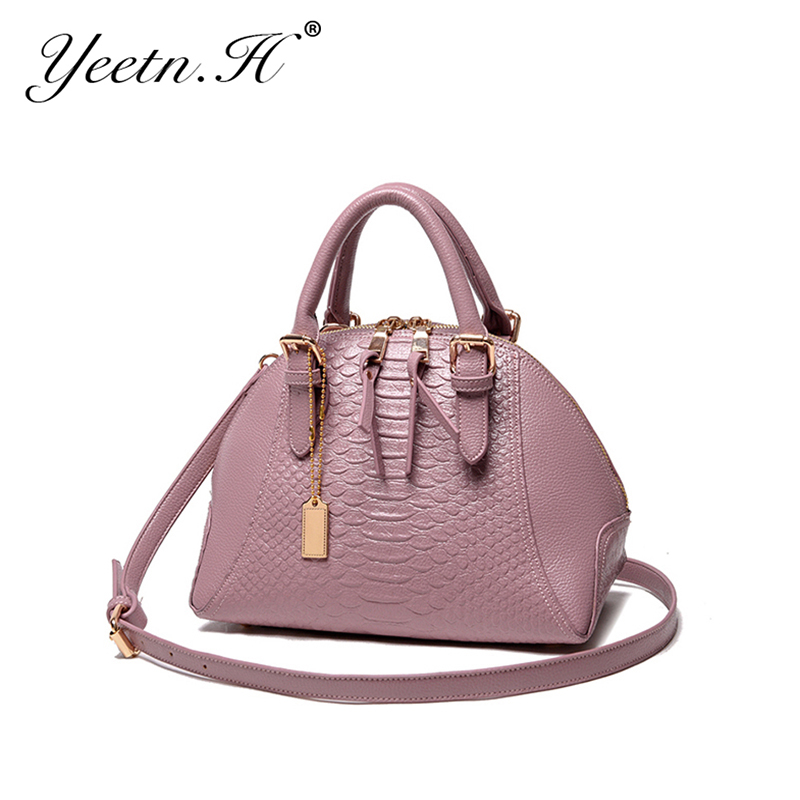 2018 New Arrival Fashion Leather Top-Handle Bags Totes Woman Handbags Vintage Bag For Women Shoulder Bags  M2148