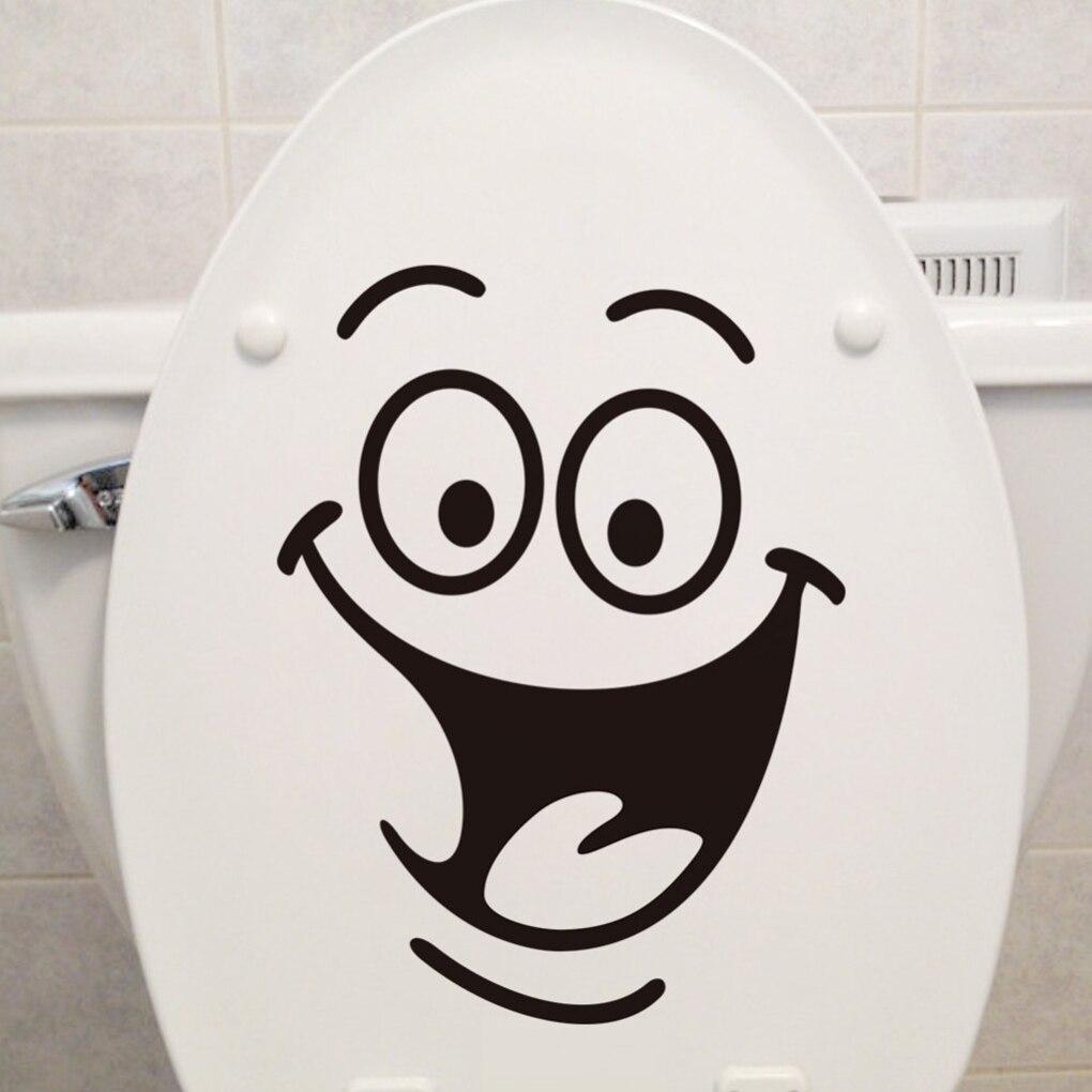 Прикольные, смешные рисунки для ванной комнаты