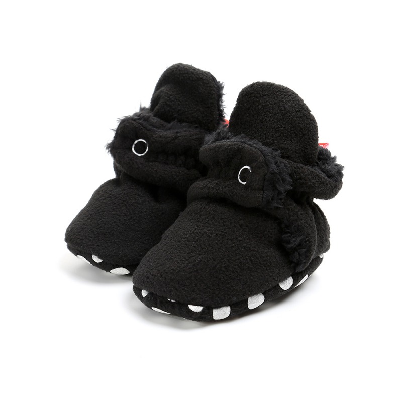 bca303c99 Hot# Newborn Winter Super Warm baby boot First Walkers Infant Toddler Baby  Moccasins for baby winter keep warm Hot Style Shoes-in First Walkers from  Mother ...