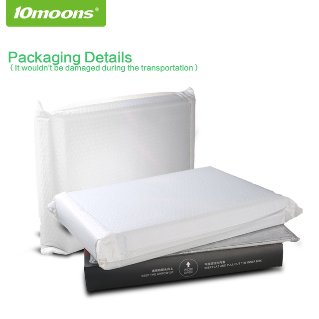 10moons 10x6 Inch Graphic Drawing Tablet  8192 Levels  Digital Tablet  No need charge Pen 5