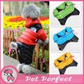 2017 Pet Product Jacket Clothes Winter 6 Color Dog Jumpsuit Clothing Coat Dog Clothes For Small Dog Yorbie Winter China Girl