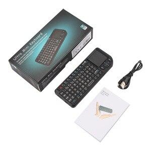 Image 5 - Clavier sans fil Original avec pavé tactile sans fil 2.4 ghz, Mini souris avec pavé tactile, pour Smart TV Samsung/LG, Android et ordinateur portable