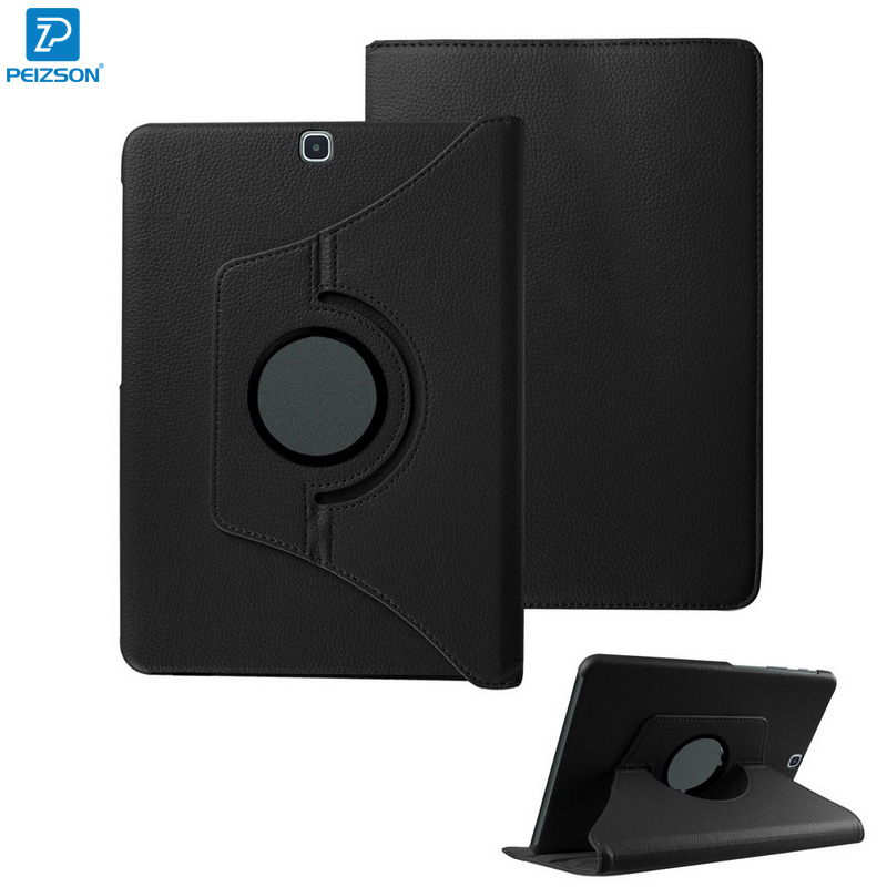 Premium Case for Samsung Galaxy Tab S2 9.7Cover,360 Rotation Cover for Samsung Tab S2 9.7 SM-T810 T815C T811 T813 T819 9.7inch