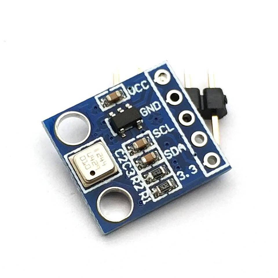 51.26руб. 19% СКИДКА|Модуль датчика давления BMP180 GY 68 GY68 3,3 V 5 V, Барометрический интерфейсный датчик IIC|module i2c|module 5v|module sensor - AliExpress