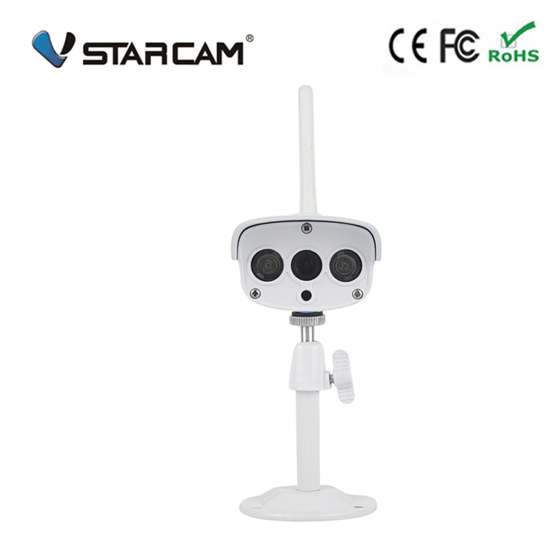 Vstarcam C7816WIP  Outdoor Waterproof Wifi IP Camera Bullet Security Camera Wifi For home Wireless CCTV Camera support TF Record wistino cctv camera metal housing outdoor use waterproof bullet casing for ip camera hot sale white color cover case