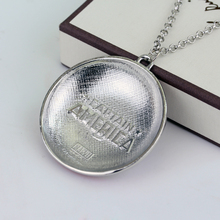 Best Captain America Metal Shield Necklace Cheap
