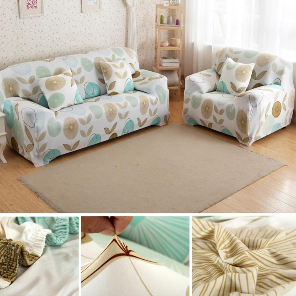 רצועת מעגל ספה כיסוי סף לעטוף Slipcovers - טקסטיל בית