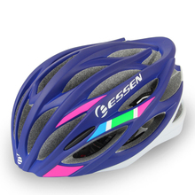 цена на ESSEN Ultralight Men Bicycle Helmet PC+EPS Integrally-Molded Bike Helemt Road MTB Safety Cap casco ciclismo hombre 60-64CM 2019