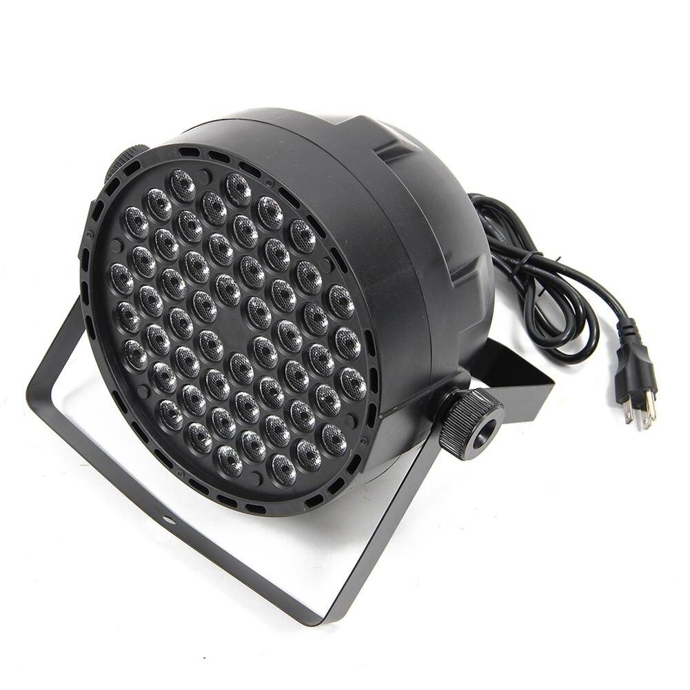 CSS DMX512 54X3W RGBW LED Stage Light как купить ракуты в css