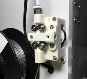 Image 2 - Belted Dual Stick zwei rad Starke und Stille Bowden Extruder kit für DIY Reprap UM ultimaker 3D drucker teile