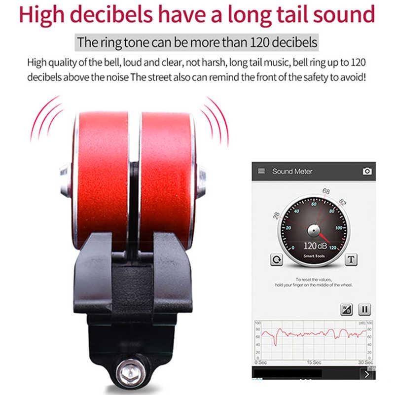 Cycling Bicycle MTB Loud Speaker Roud Bike Bell Ring Safety Alarm Handlebar Horn